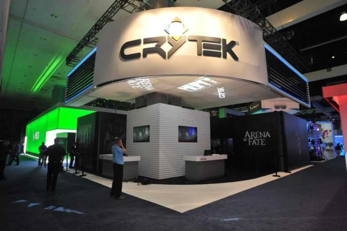 CRYCASH is a Cryptocurrency Exclusive for Gamers from Crytek