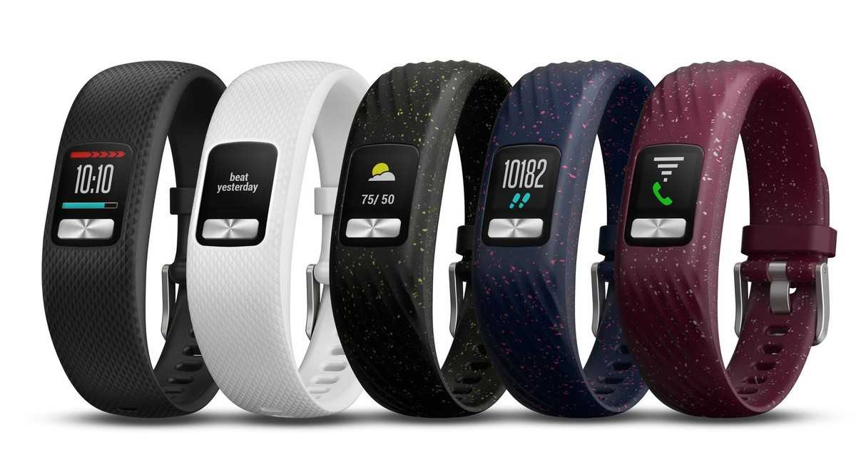 Garmin Vivofit 4 band activity tracker announced