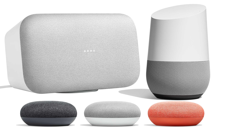 b n google home google home max google home mini. Black Bedroom Furniture Sets. Home Design Ideas