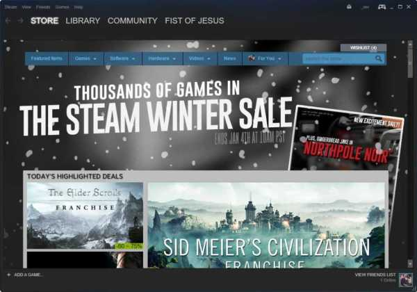 Nintendo eShop, Steam and Many Stop Working, Overload