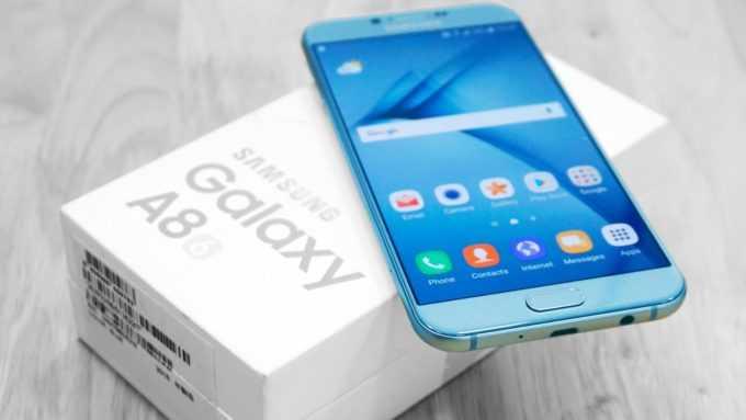 Samsung A8 2018 Edition