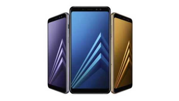 Samsung Galaxy A8 2018 Camera Specs & Features Detailed