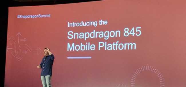 Qualcomm Snapdragon 845 vs Snapdragon 835
