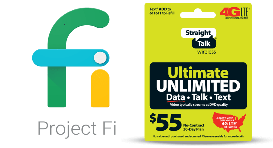 What's the appeal of Google Project Fi when Straight Talk