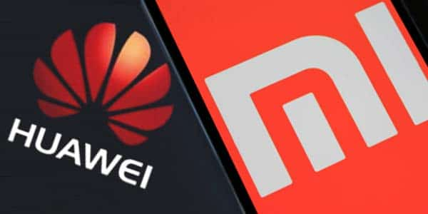 Huawei and Xiaomi in the U.S.