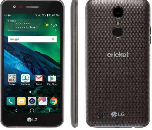 Cricket Wireless Launches Alcatel Verso