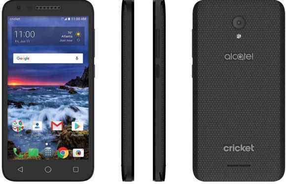 Cricket Wireless Launches New Entry Level Smartphone Alcatel Verso