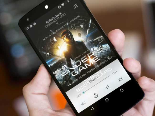Google Play Launches Audiobooks that Works on Google Home Speakers