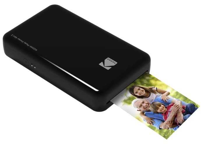 Kodak Mini 2 Instant Photo Printer Announced
