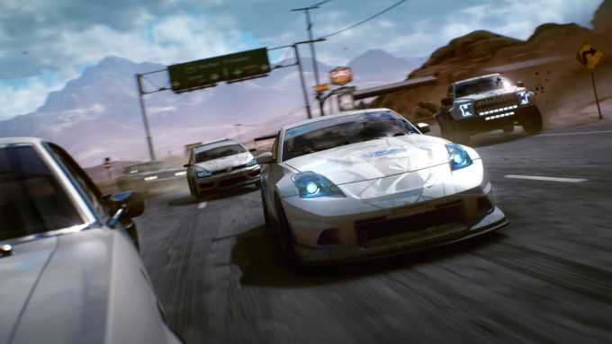 Need for Speed Payback Free Roam Online Mode in Development