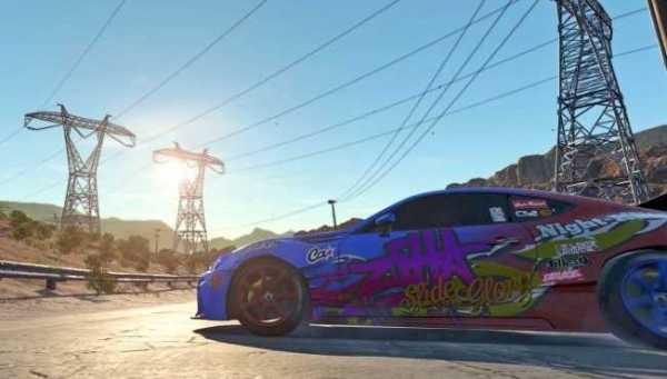 Need for Speed Payback has Free Roam Online Development