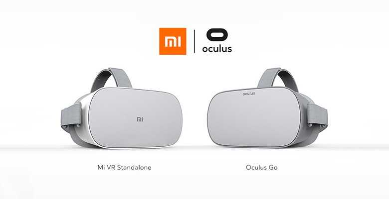 Oculus' first standalone VR headset is manufactured by Xiaomi