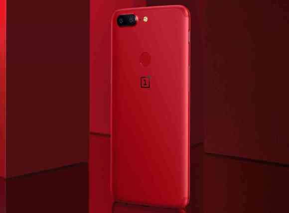 OnePlus 5T Lava Red Edition to Go on Sale in India Sooner