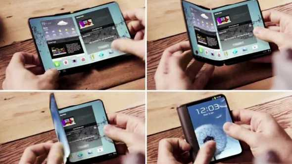 Samsung has Completed Their Foldable Smartphone, Shown to Select People at CES 2018
