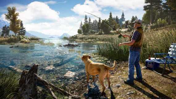 Ubisoft Reveals Far Cry 5 PC Specs