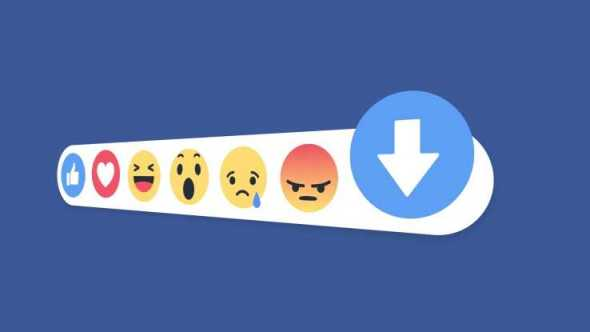 Facebook is Testing a Downvote Button to Users Flag Inappropriate Comments