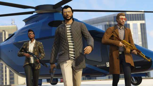 GTA 5 Update New Content and Items Discounted in GTA Online on Xbox One and PC