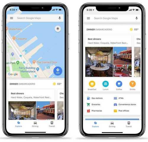 Google Maps for iOS Gets Huge Improvement