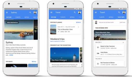 Google Search Allows You to Find Hotel Deals on Maps and Book Flight Tickets