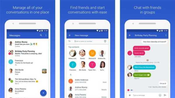 Google is Planning to Launch a Web Version for Android Messages