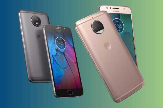 Motorola Brings Android 8.0 Oreo to Moto G5, G5S, Moto Z