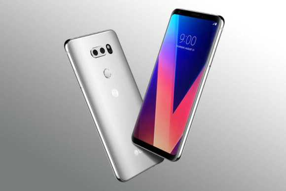 New LG V30 Rumored to Launch at MWC 2018 with LG Lens Technology