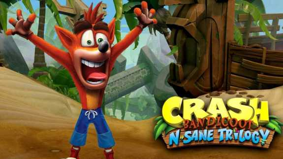 PS4 Exclusive Crash Bandicoot Trilogy May Launch on PC and Nintendo Switch