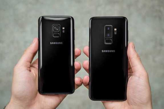 Samsung Galaxy S9 Sport Front Facing Speakers and Battery Lasts More Than a Day
