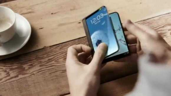 Samsung is Working on Galaxy X Foldable Smartphone to Rival Apple iPhone X