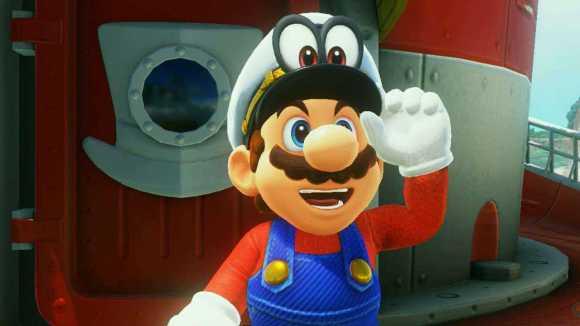 Super Mario Odyssey Gets New Updates
