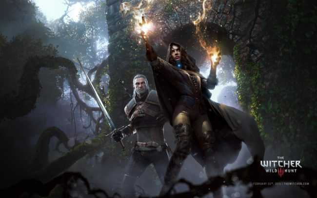 Witcher 3 HDR Patch on PS4 Pro is Delayed