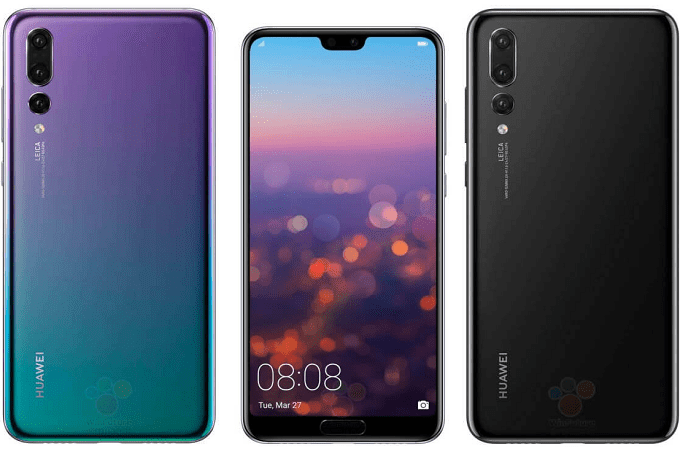 Huawei P20, Pro to launch on March 27: Details here