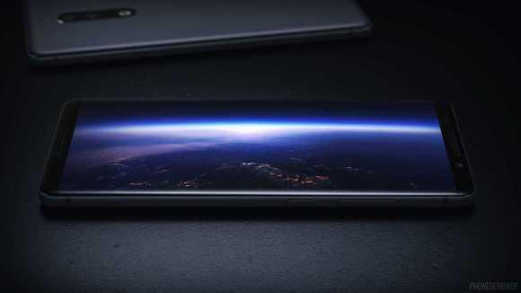 Nokia 9 vs iPhone X In-display Fingerprint Scanner
