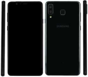 Samsung Galaxy S9 Lite Display