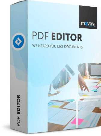 Movavi PDF Editor Review