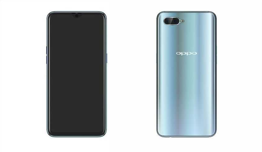 OPPO-R15X-front