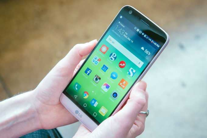 LG G5 SE International Model (H840) Gets Official TWRP Build Release