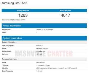 Samsung SM-T515