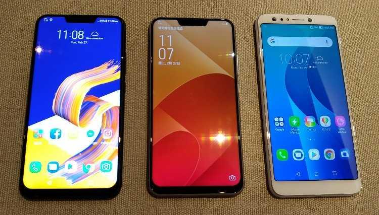 Zenfone 5 Lite Android P