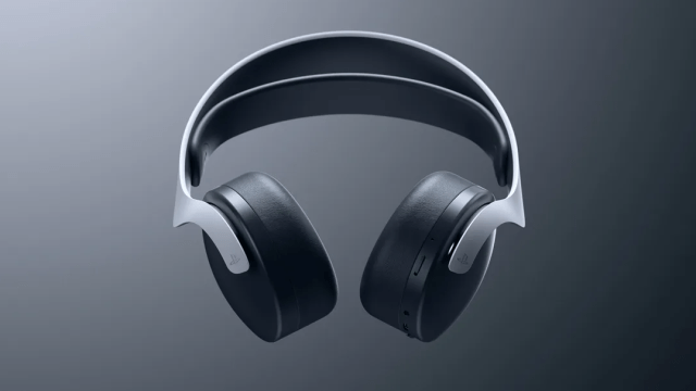 PS5 Reveals Official Headset