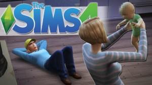 Sims 4 Baby update