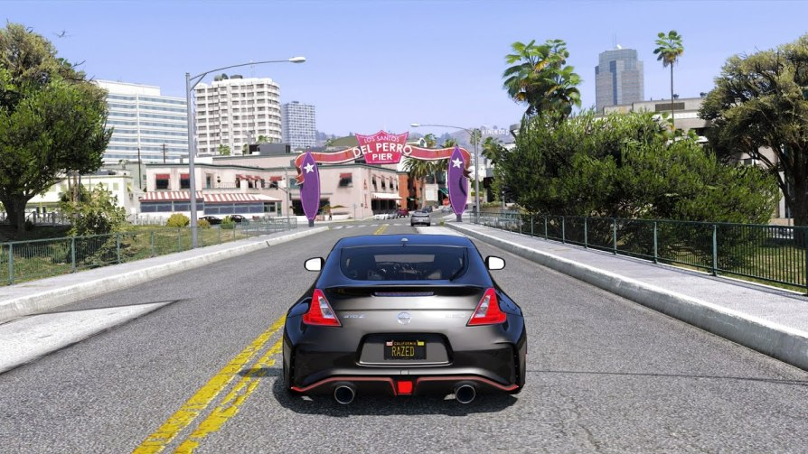 GTA 5 photorealism