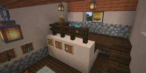 Minecraft Link House