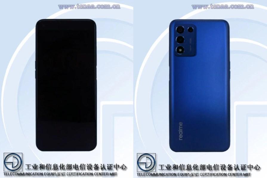 Realme Q3s RMX3461 RMX3463 TENAA image