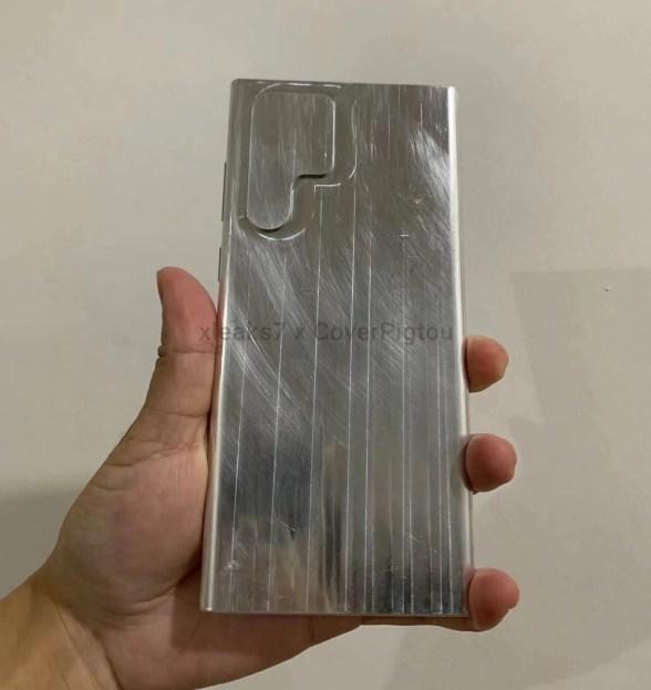 Samsung Galaxy S22 Ultra dummy unit-3