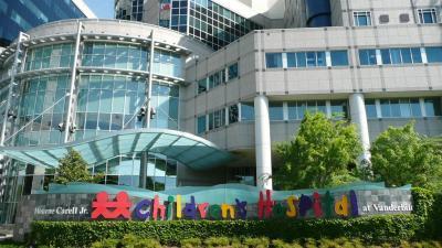 Monroe Carell Jr. Children's Hospital at Vanderbilt ...