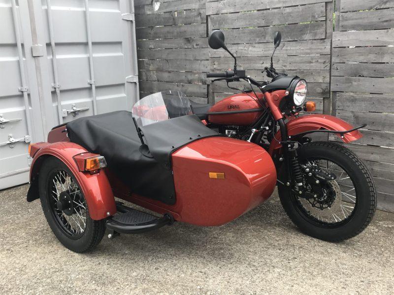 Sold: 2021 cT Terracotta Metallic