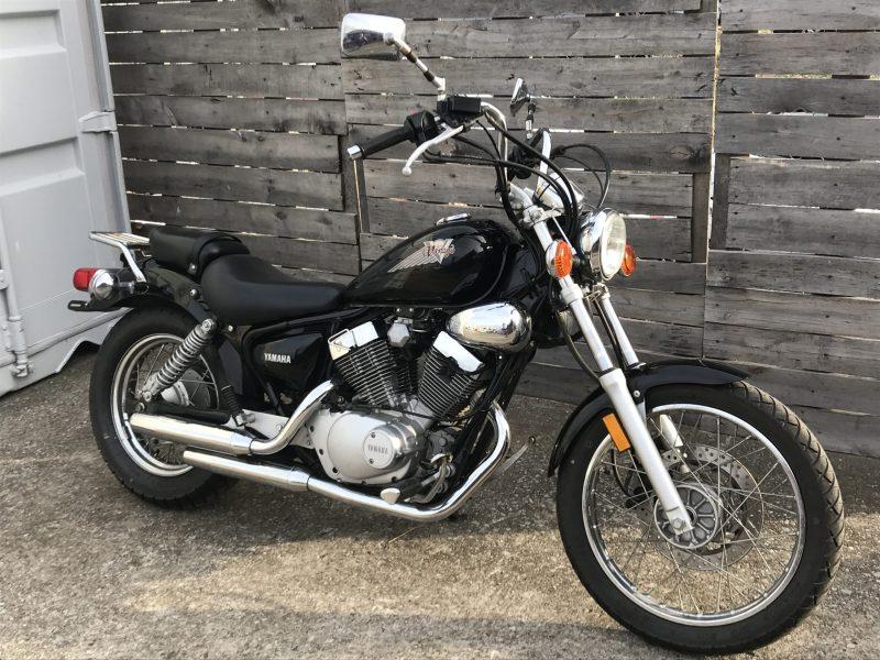 Sold: 2003 Yamaha Virago 250