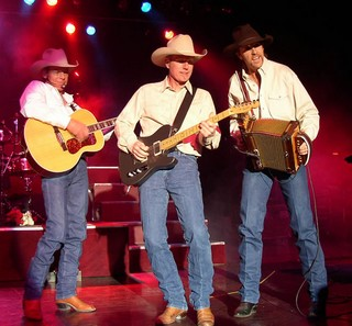 Chris LeDoux Mark Sissel Bob Jensen