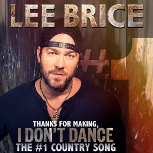 Lee Brice I don't dance